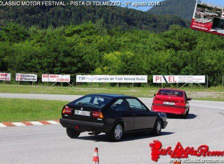 Primo trackday: in pista a Tolmezzo con Stile Alfa Romeo