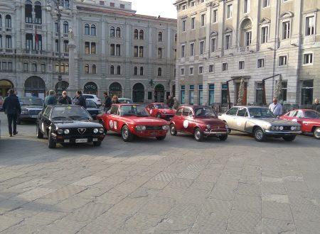 Trieste Opicina Historic 2017