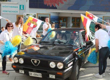 Aspettando il trofeo FVG: ricordi della Karawanken Classic Rally 2017